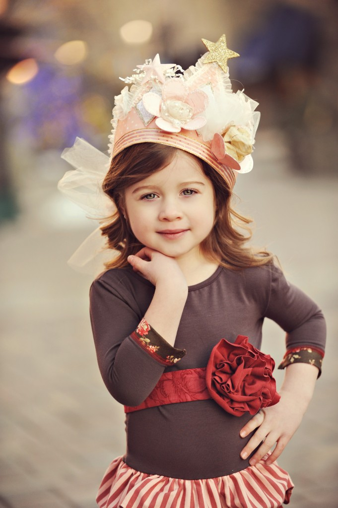 Macie-jane-dress-Red-rosette-belt-crown-681x1024