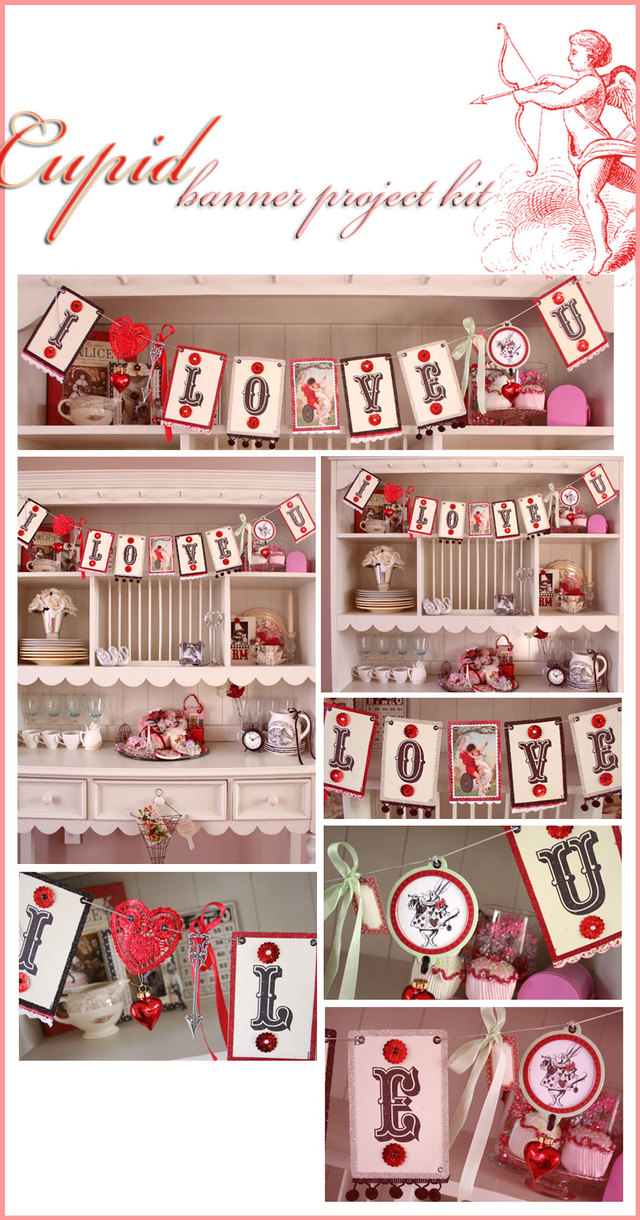 Cupid Banner Display