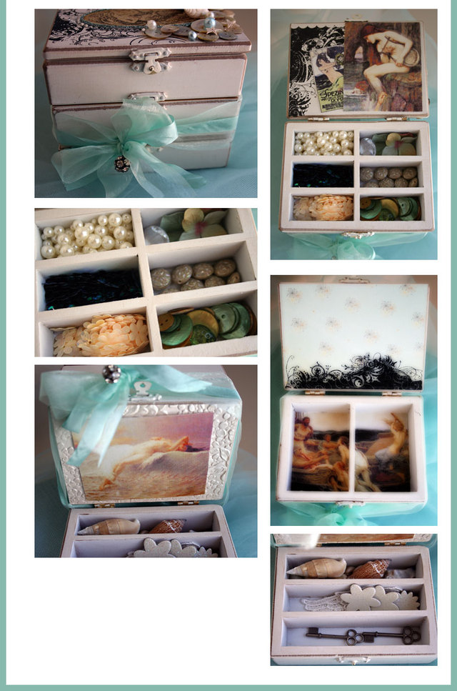 Mermaid's Treasure Project Kit