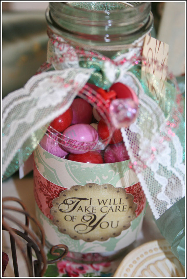 I Will Take Care of You Gift Bottle