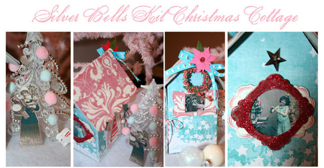 Silver Bells Christmas Cottage