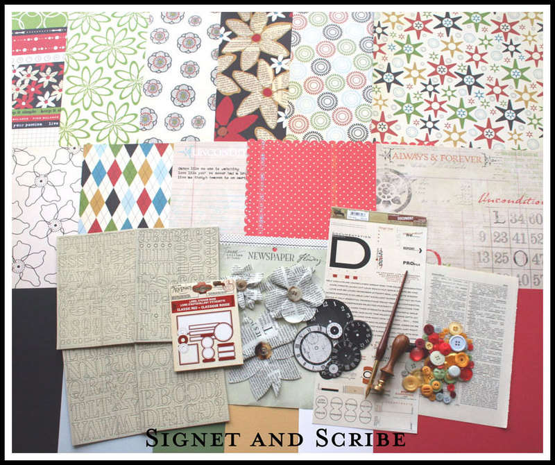 Signetandscribemainkit